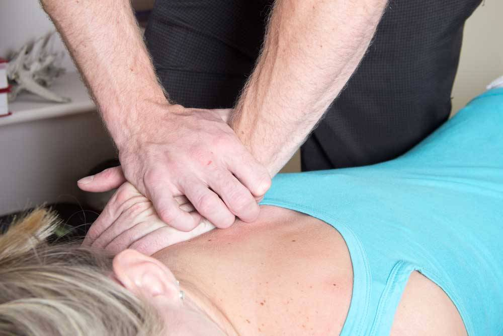 hamilton chiropractic adjustment